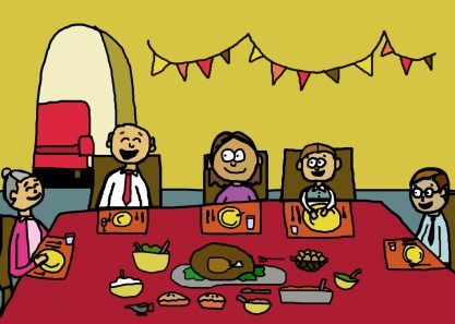 thanksgiving-dinner-illustration